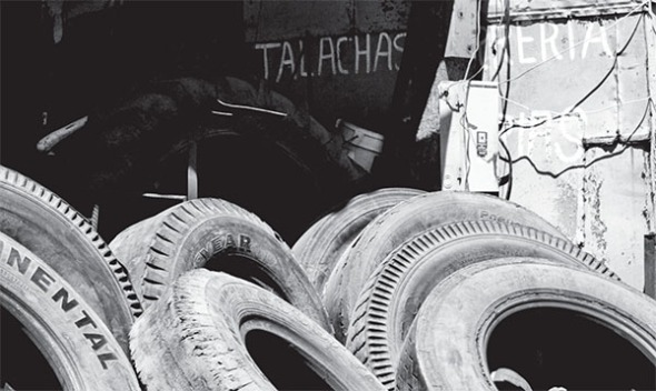 Kwarachi Machine Tyres